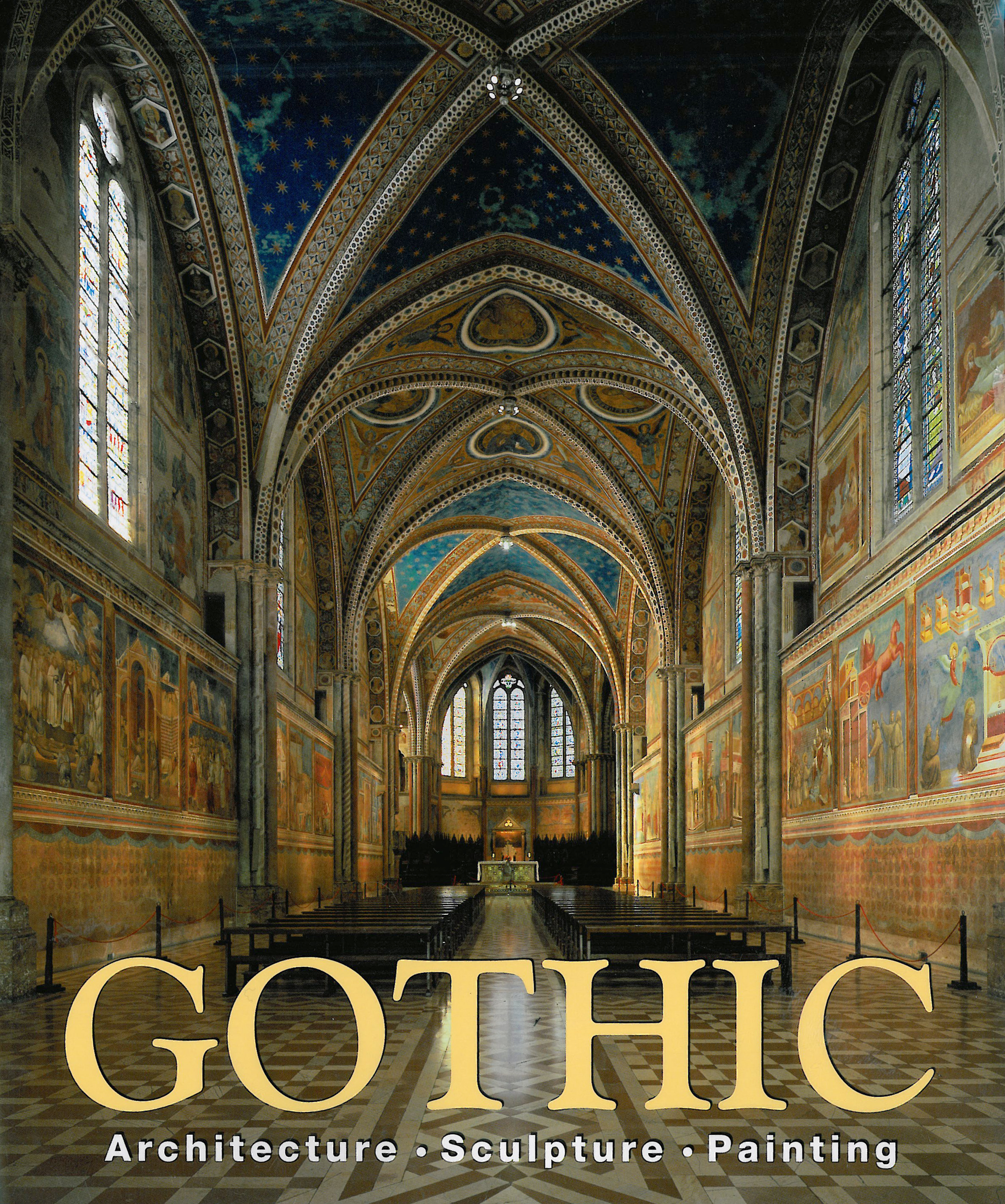 [Multi] The Art of Gothic: Architecture, Sculpture, Painting [PDF]